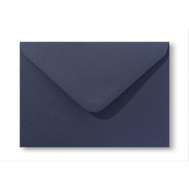 Vintage envelop C6 | Marine blauw