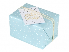Wrapping paper | Snowflakes