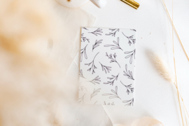 Kaart Blanco Leaves