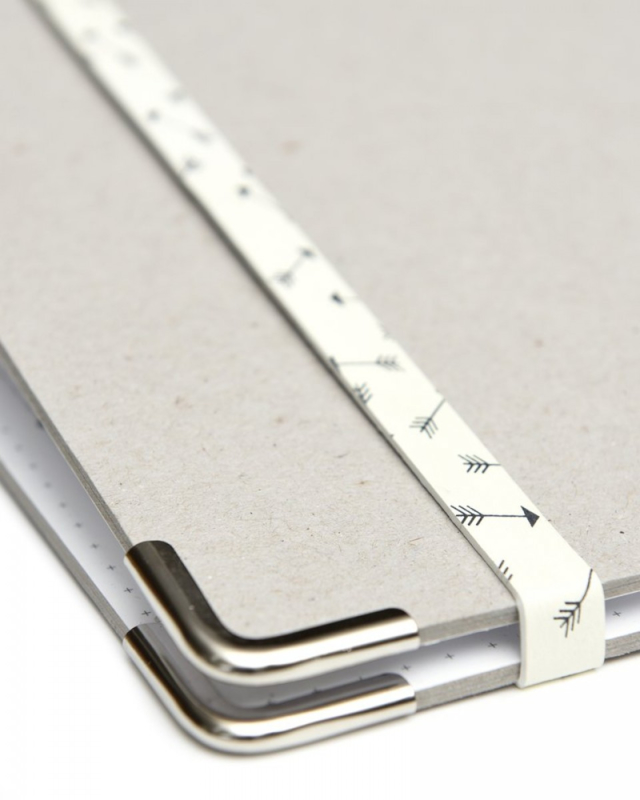Large binder band - Pijlen