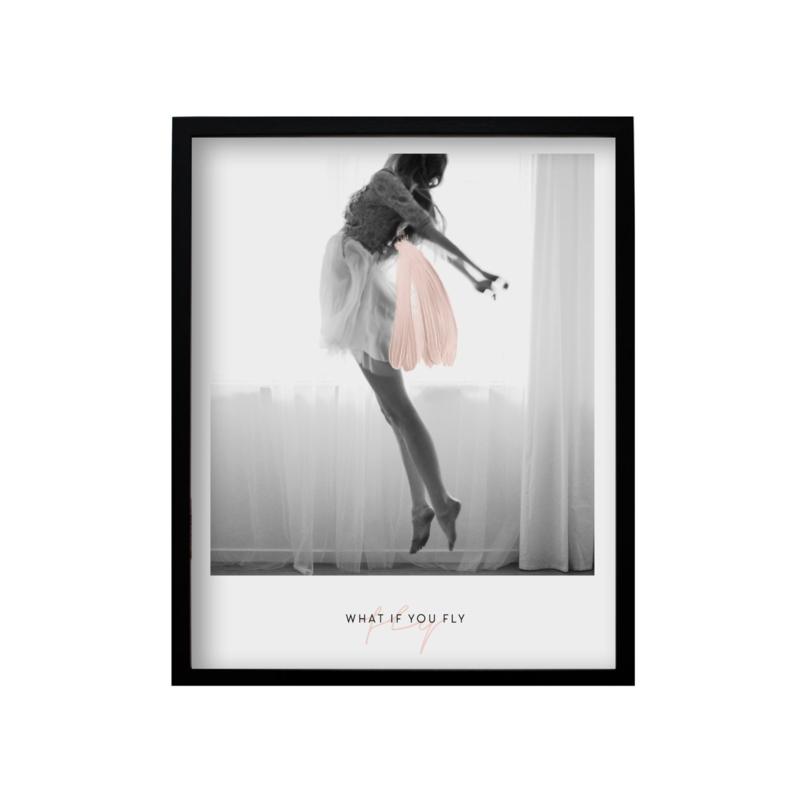 Jo&Judy Print 40x50 - Fly