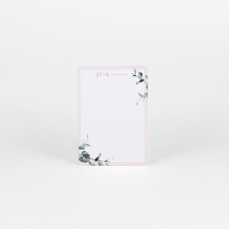 Jo&Judy Notepad A6 - Mindfulness