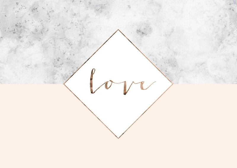 Greeting card | Love