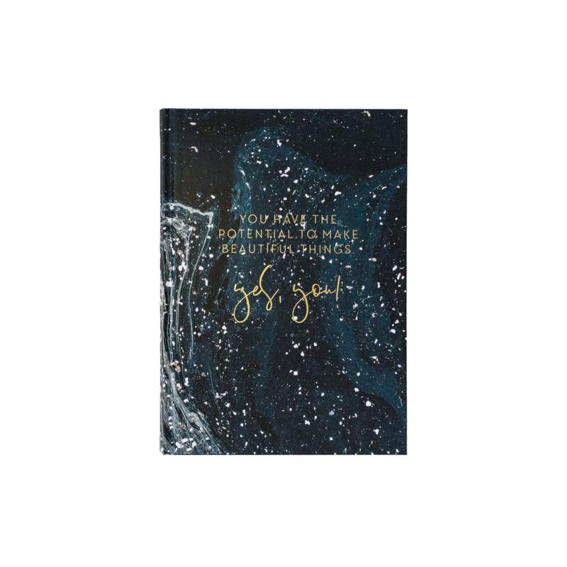 Jo&Judy Notitieboek A5 - Yes, You
