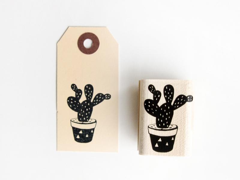 Stamp | Cactus IIII