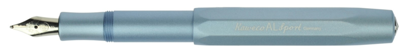 Kaweco Sport AL fountain pen | light blue