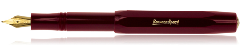Kaweco Sport Classic fountain pen | burgundy