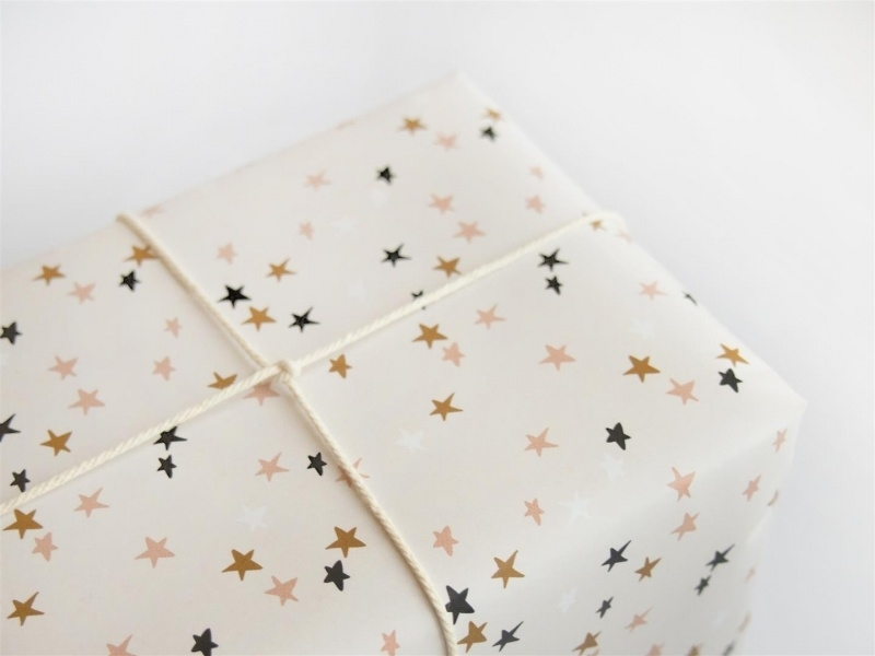 Wrapping paper | Stars