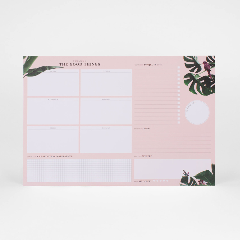 Jo&Judy Weekplanner Jungle