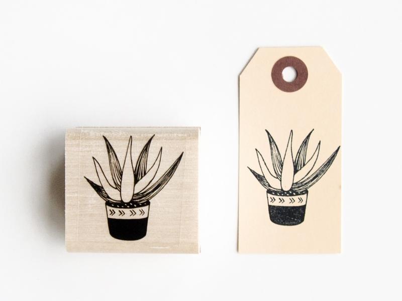 Stempel vetplant