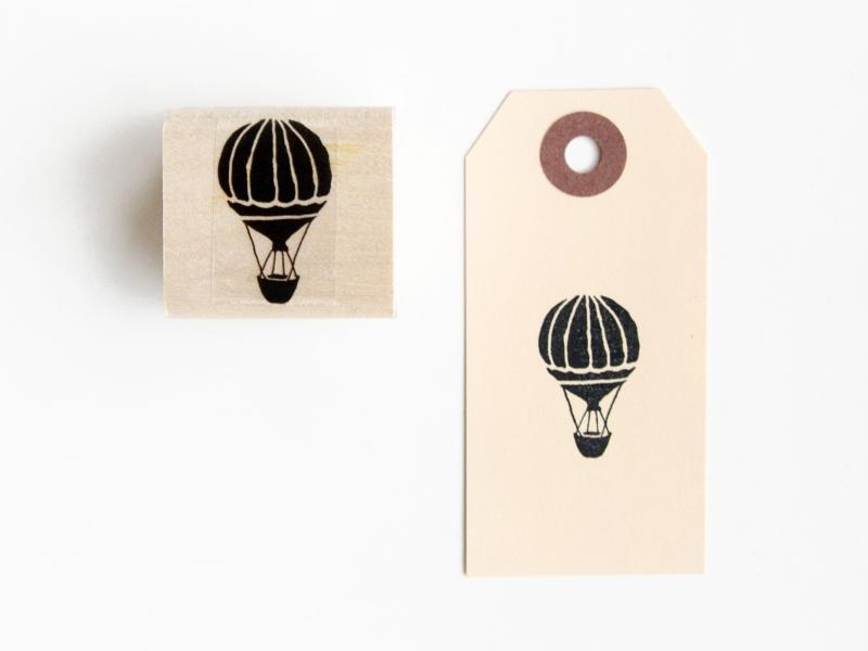 Stamp | Air balloon