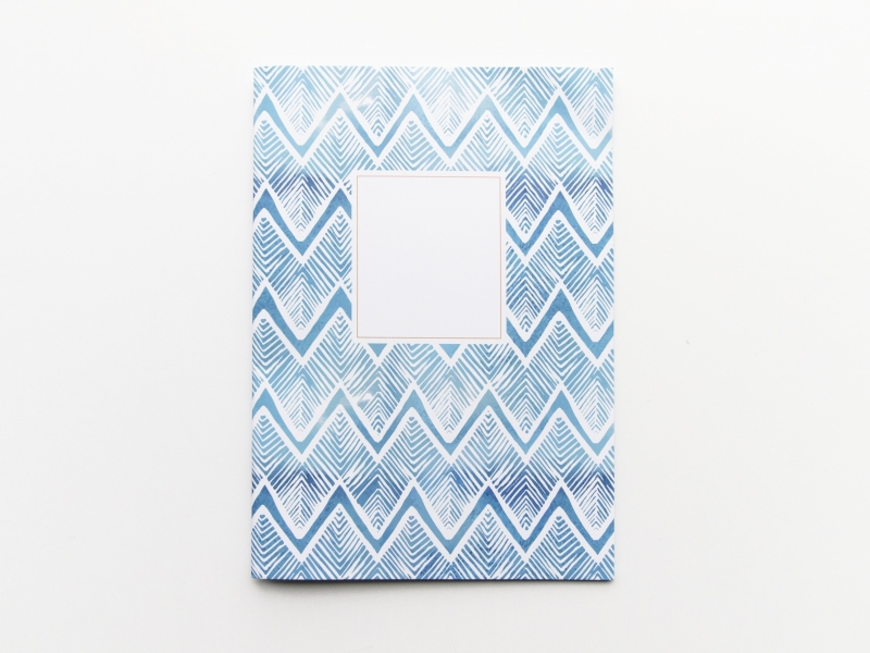 Notebook | Chevron
