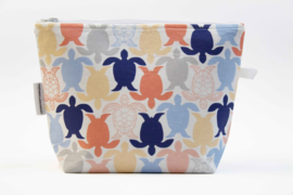 Toiletry bag, Turtle color