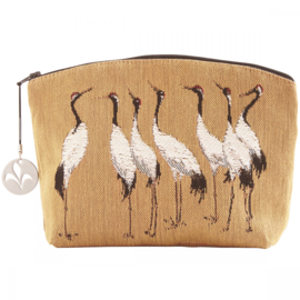 White cranes mostard, Art de Lys