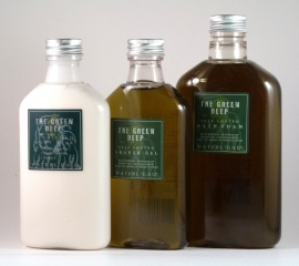 'The Green Deep'  body milk, Waterl'eau