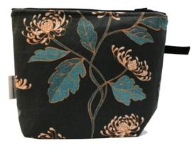 Art Nouveau- Chrysanthemum
