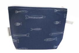 Basic Fish, wash bag Nilsen