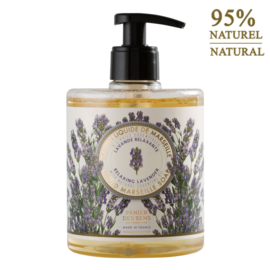 Lavender, liquid soap
