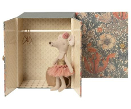 Dancing room ballerina mouse, Maileg