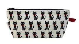 'Kitty' make up bag