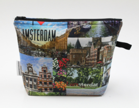I Love Amsterdam, washbag