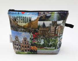 I Love Amsterdam, washbag