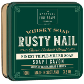 Rusty Nail, Whisky Soap