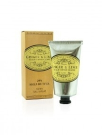 'Ginger & Lime' hand cream