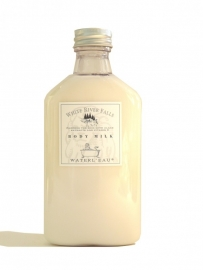 'White River Falls' , body milk