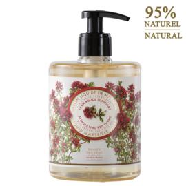 Red Thyme liquid soap,  Panier des Sens