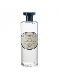 Milk shower gel, Naturally European