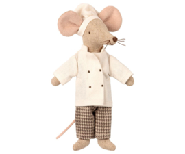 Chef mouse, Maileg