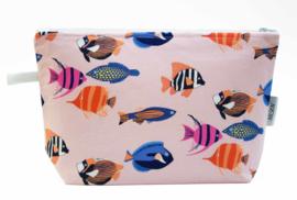Tropical Fish, pink, Nilsen
