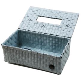 Tissue Box, powder blue