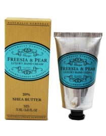 'Freesia & Pear' hand cream, Naturally European