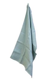 Tea towel linen Solwang, Aqua light