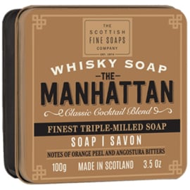 Manhattan, Whisky Soap