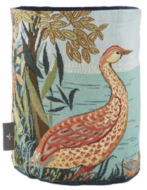 Birds in Forest small basket multi colour, Art de Lys