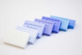Guest soaps, blue