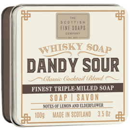 Dandy Sour, Whisky Soap