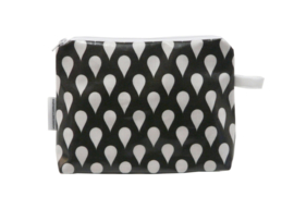 'Black&White make-up bag, Nilsen