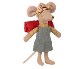 Hiking mouse girl, Maileg