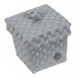Basket flint grey