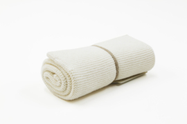 Knitted towel Solwang Design, creme