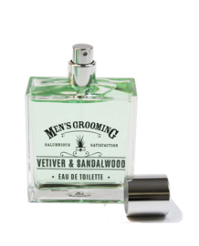 Eau de Toilette, Vetiver & Sandalwood