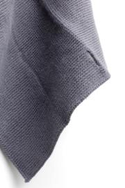 Dark Grey ,Knitted towel solwang