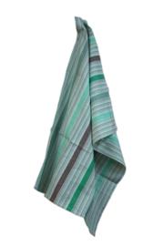 Green-Aqua organic towel, solwang