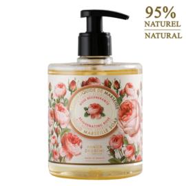Rose liquid soap, Panier des Sens