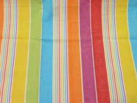 Multi colored kitchen towel