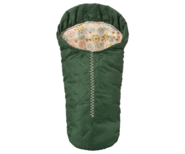 Sleeping bag green, Maileg